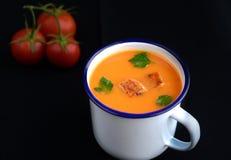 Σούπα στοκ φωτογραφία