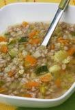 σούπα minestrone Στοκ Φωτογραφία