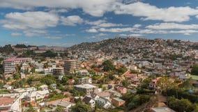 Σούρουπο πέρα από Antananarivo Στοκ Εικόνα