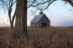 Σούρουπο Midwest στοκ εικόνες