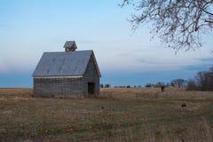 Σούρουπο Midwest στοκ φωτογραφία με δικαίωμα ελεύθερης χρήσης