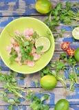 Ceviche Στοκ εικόνα με δικαίωμα ελεύθερης χρήσης