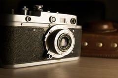 Σπάνια κάμερα ταινιών Στοκ εικόνα με δικαίωμα ελεύθερης χρήσης