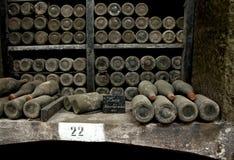 Σπάνια κρασιά στην οινοποιία Massandra, Yalta, Κριμαία Στοκ φωτογραφίες με δικαίωμα ελεύθερης χρήσης