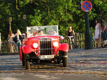 Σπάνιο αυτοκίνητο στοκ εικόνα με δικαίωμα ελεύθερης χρήσης