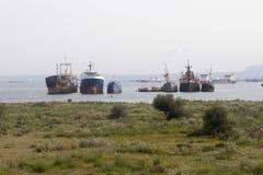 Σπάσιμο σκαφών Στοκ εικόνες με δικαίωμα ελεύθερης χρήσης