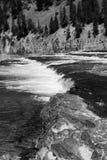 Σπάσιμο στον ποταμό Στοκ εικόνες με δικαίωμα ελεύθερης χρήσης