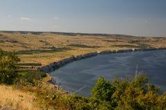 Σπάσιμο στον ποταμό Στοκ Εικόνες