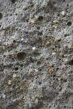 Σπάσιμο στο τσιμεντένιο ογκόλιθο Στοκ εικόνα με δικαίωμα ελεύθερης χρήσης