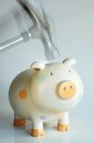 σπάσιμο τραπεζών ενέργεια& Στοκ εικόνα με δικαίωμα ελεύθερης χρήσης