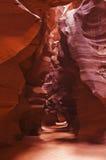 σπήλαια φαραγγιών αντιλο στοκ φωτογραφίες