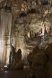 σπήλαια luray Στοκ Εικόνες