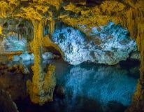 Σπήλαιο Ποσειδώνα ` s Grotto Στοκ Φωτογραφία