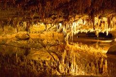 Σπήλαια της Βιρτζίνια Luray Στοκ Φωτογραφίες
