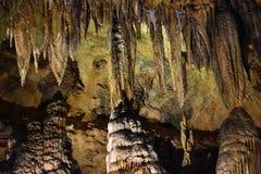 Σπήλαια Luray σε Luray, Βιρτζίνια Στοκ Φωτογραφίες