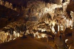 Σπήλαια Luray σε Luray, Βιρτζίνια Στοκ φωτογραφίες με δικαίωμα ελεύθερης χρήσης
