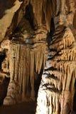 Σπήλαια Luray σε Luray, Βιρτζίνια Στοκ φωτογραφία με δικαίωμα ελεύθερης χρήσης