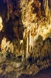 σπήλαια luray Στοκ φωτογραφία με δικαίωμα ελεύθερης χρήσης