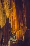 σπήλαια luray Στοκ εικόνα με δικαίωμα ελεύθερης χρήσης