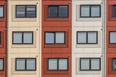 Σπίτια εμπορευματοκιβωτίων Στοκ εικόνες με δικαίωμα ελεύθερης χρήσης