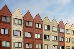 Σπίτια εμπορευματοκιβωτίων Στοκ Εικόνες