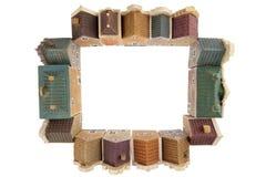 Σπίτια καναλιών στην τετραγωνική μορφή Στοκ φωτογραφία με δικαίωμα ελεύθερης χρήσης