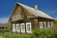 σπίτια κατοίκων ακτών Στοκ εικόνα με δικαίωμα ελεύθερης χρήσης