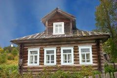 σπίτια κατοίκων ακτών Στοκ φωτογραφία με δικαίωμα ελεύθερης χρήσης