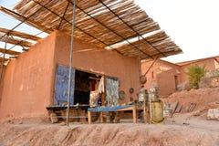 σπίτια Μαροκινός Στοκ φωτογραφία με δικαίωμα ελεύθερης χρήσης