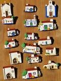 σπίτια μικρά Στοκ φωτογραφία με δικαίωμα ελεύθερης χρήσης