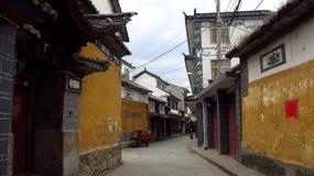 Σπίτια παραδοσιακού κινέζικου Στοκ Εικόνα