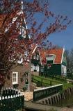 Σπίτια σε Marken Στοκ Εικόνες