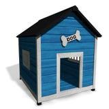 4 σπίτια σπιτιών οικογενειακών φίλων σκυλιών καλωδίων που νοικιάζονται έτη Στοκ φωτογραφία με δικαίωμα ελεύθερης χρήσης