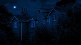 Σπίτια στη θυελλώδη νύχτα φιλμ μικρού μήκους