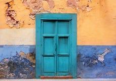 Σπίτια του Λας Πάλμας de θλγραν θλθαναρηα Vegueta Στοκ Εικόνα