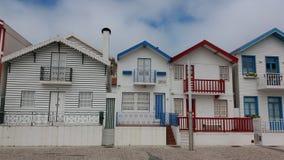 σπίτια χαρακτηριστικά Στοκ φωτογραφίες με δικαίωμα ελεύθερης χρήσης