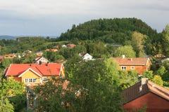 σπίτια Στοκ εικόνες με δικαίωμα ελεύθερης χρήσης