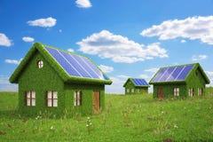 σπίτια στοκ εικόνα με δικαίωμα ελεύθερης χρήσης