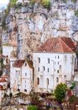 Σπίτια Aquitaine στοκ εικόνα