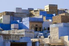 σπίτια Jodhpur Στοκ Εικόνες