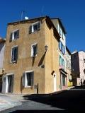 σπίτι Άγιος της Γαλλίας tropez Στοκ Εικόνες