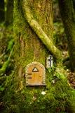Σπίτι δέντρων νεράιδων Στοκ φωτογραφία με δικαίωμα ελεύθερης χρήσης