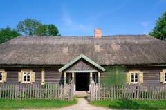 σπίτι αγροτικό Στοκ εικόνες με δικαίωμα ελεύθερης χρήσης