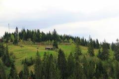 σπίτι αγροτικό στοκ εικόνα με δικαίωμα ελεύθερης χρήσης
