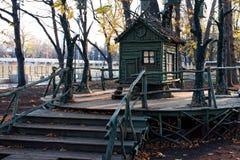 Σπίτι από το παραμύθι Στοκ εικόνες με δικαίωμα ελεύθερης χρήσης