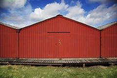 Σπίτι βαρκών Στοκ εικόνες με δικαίωμα ελεύθερης χρήσης