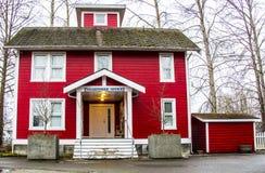 Σπίτι βαρκών Στοκ εικόνα με δικαίωμα ελεύθερης χρήσης
