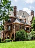 Σπίτι βασίλισσας Anne Style Στοκ Εικόνες