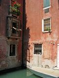σπίτι Βενετία Στοκ Εικόνες