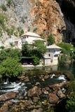Σπίτι Βοσνία-Ερζεγοβίνη δερβίσηδων Στοκ Φωτογραφία
